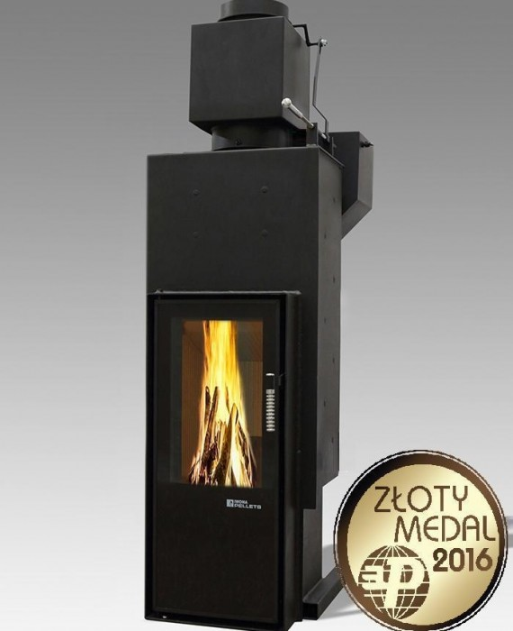 chimenea insertable mixta FELIX LONG