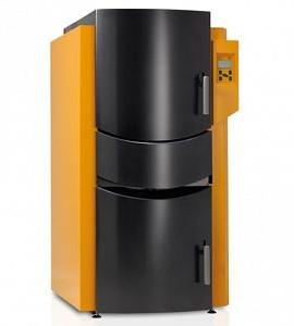 Caldera de gasificación de leña TDA-HV